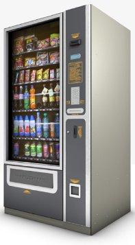 Снековый автомат- необходимый инструмент для вендинг-бизнеса